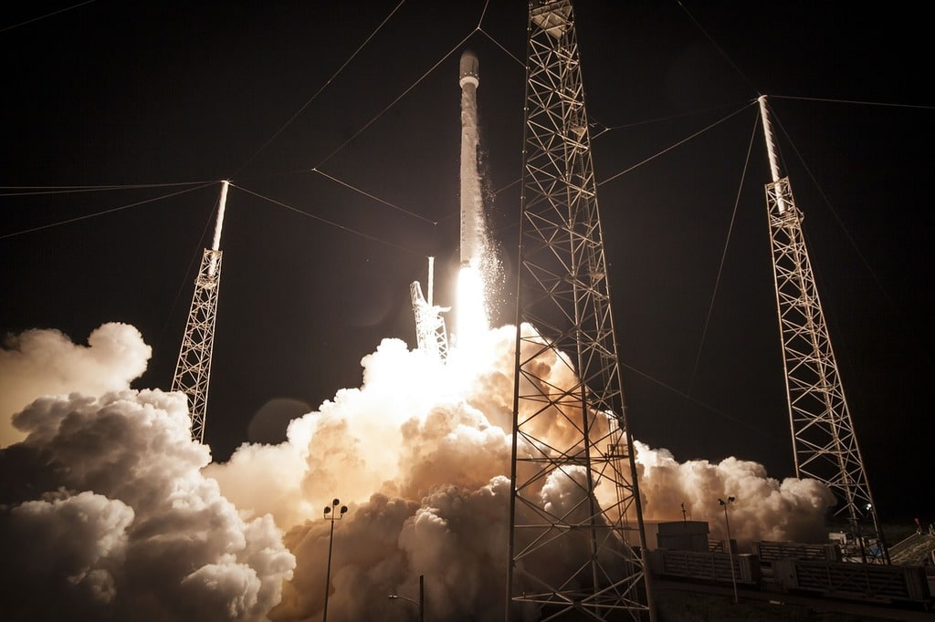 En savoir plus sur Space X